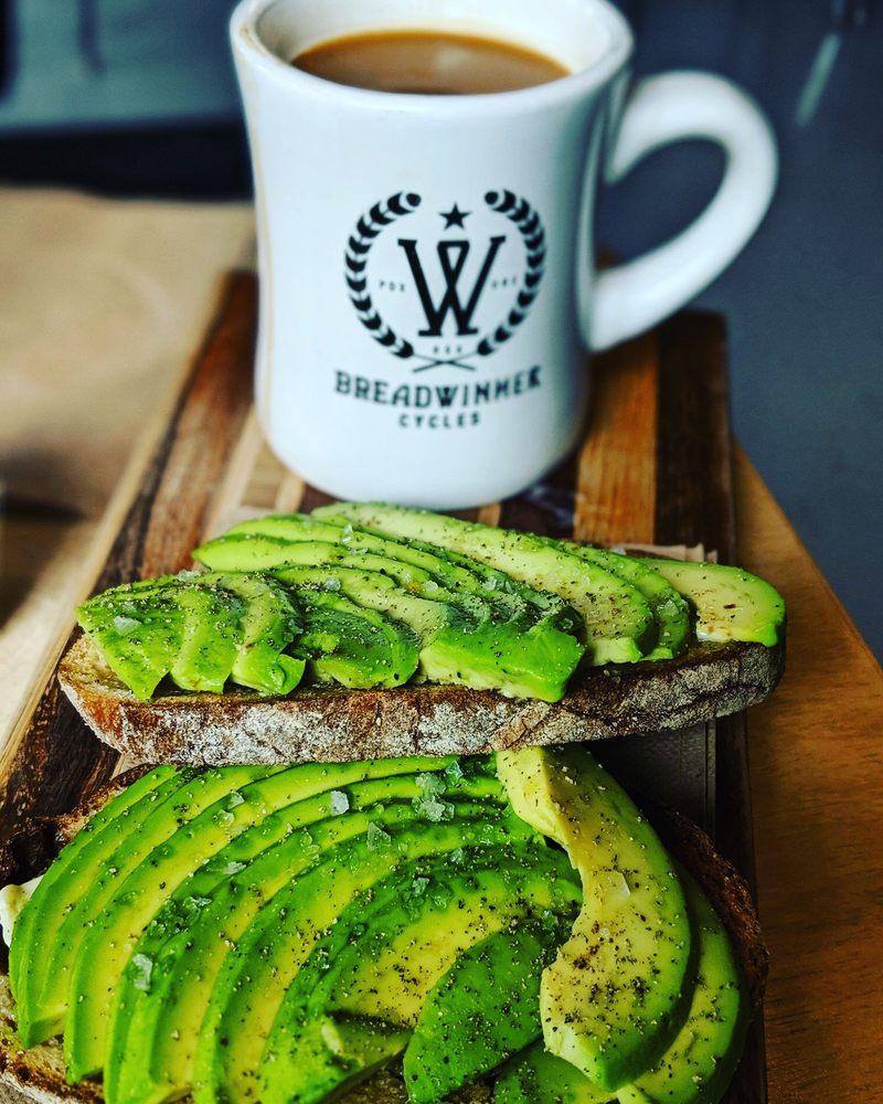 Breadwinner Cafe: 2323 N Williams Ave, Portland, OR