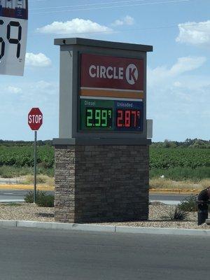 Circle K 35850 N Gary Rd Queen Creek, AZ Convenience Stores