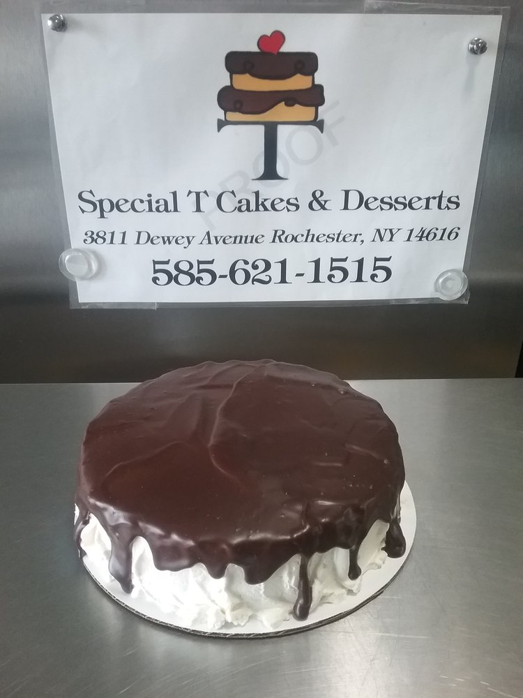 Special T Cakes Dewey Ave