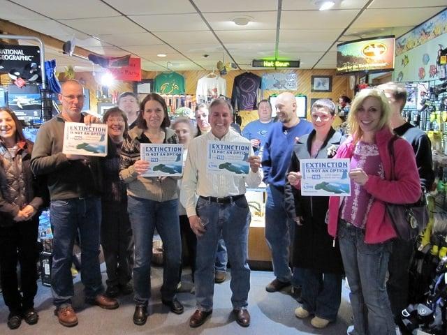 Sunken Treasure Scuba Center: 664 Geiler Hollow Rd, Jersey Shore, PA