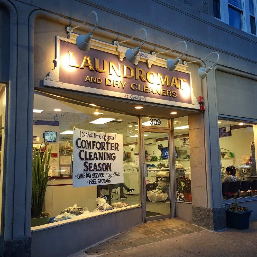 Towne Laundromat: 309 Bloomfield Ave, Caldwell, NJ