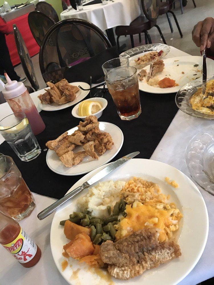 Murrell's Cafe: 700 Martin Luther King Jr Dr SW, Atlanta, GA