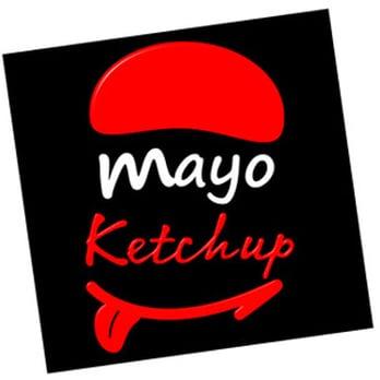 Restaurant Mayo Ketchup Lyon