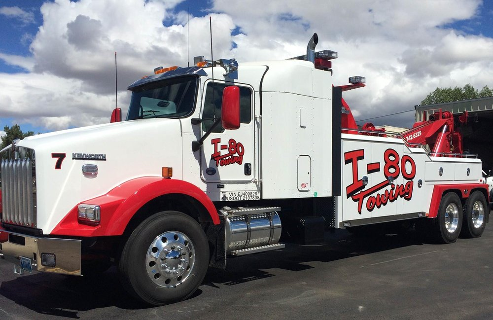 Towing business in Laramie, WY