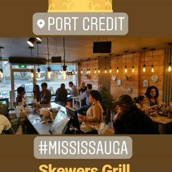Skewers Mediterranean Gourmet Grill