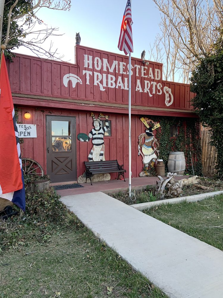Homestead Tribal Arts: 105 S  Main St, Fredonia, AZ