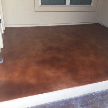 Photo Of A B Stained Concrete Cedar Park Tx United States