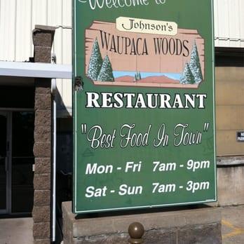 Waupaca Woods Restaurant 13 Photos 31 Reviews Seafood 815 W