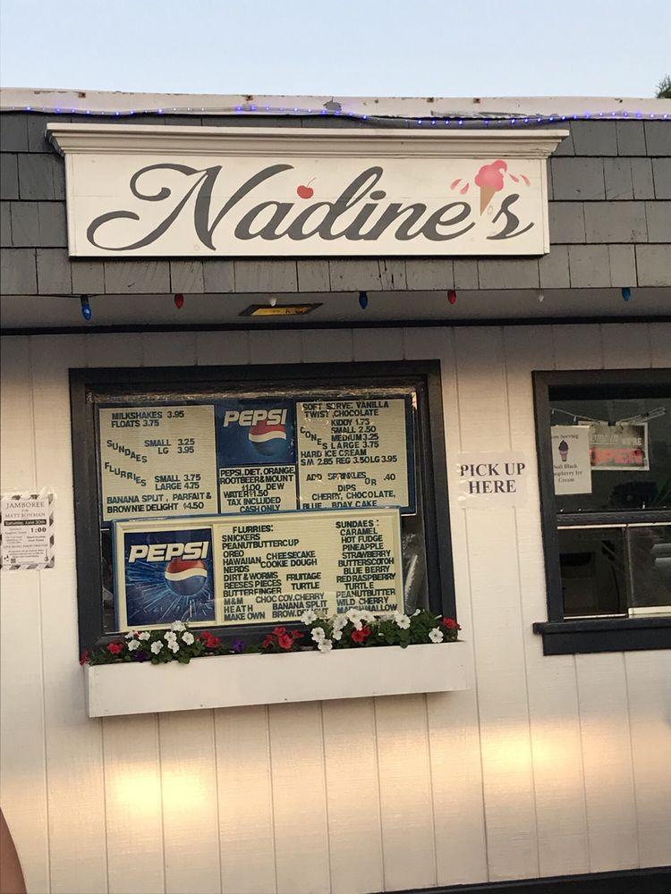 Nadine's Ice Cream: 1515 Ford St, Ogdensburg, NY