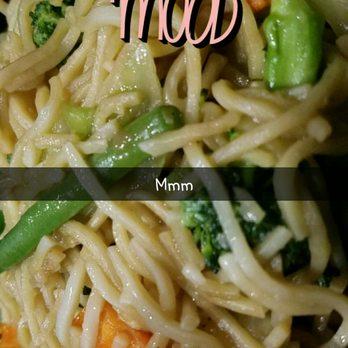 Pats Thai Kitchen Menu