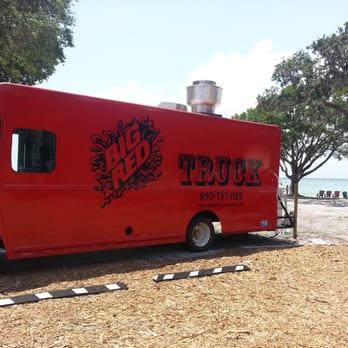 Big Red Truck 18 Photos Amp 22 Reviews Food Trucks 104