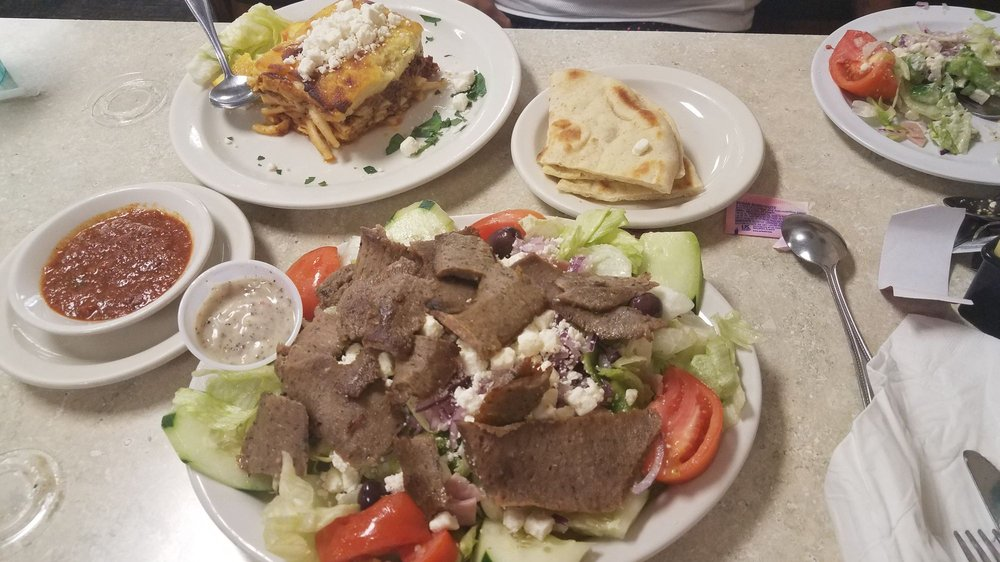 Greek Island Restaurant: 1704 Clwr Largo Rd S, Largo, FL