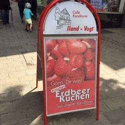 Photo Of Cafe Iland Vogt   Ratingen, Nordrhein Westfalen, Germany.  Erdbeerzeit.