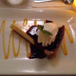 The Hudson House - Nyack, NY, United States. Key lime pie