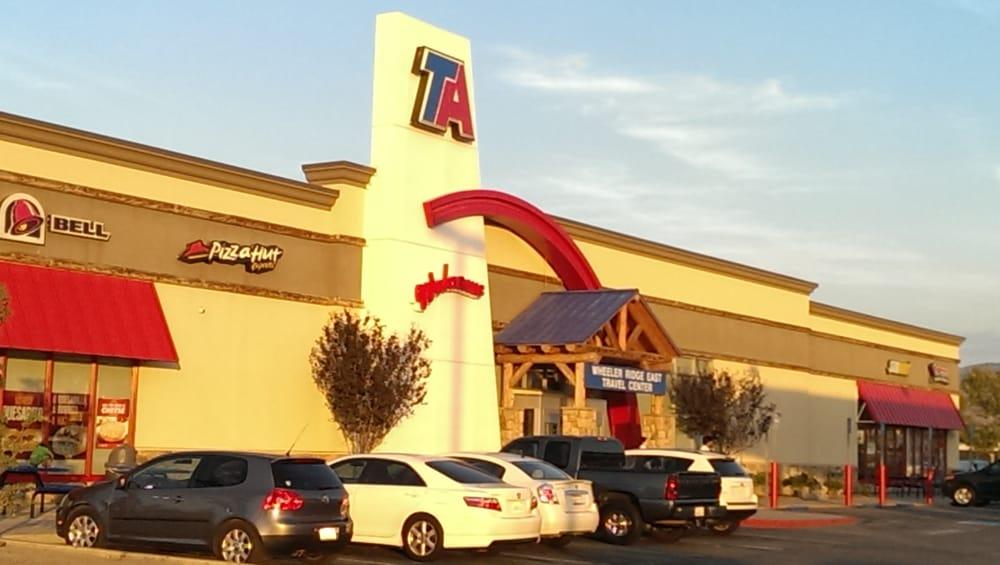 Wheeler Ridge Ca Restaurants