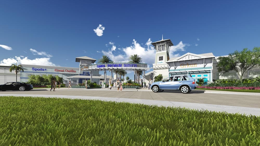Tampa Premium Outlets: 2300 Grand Cypress Dr, Lutz, FL