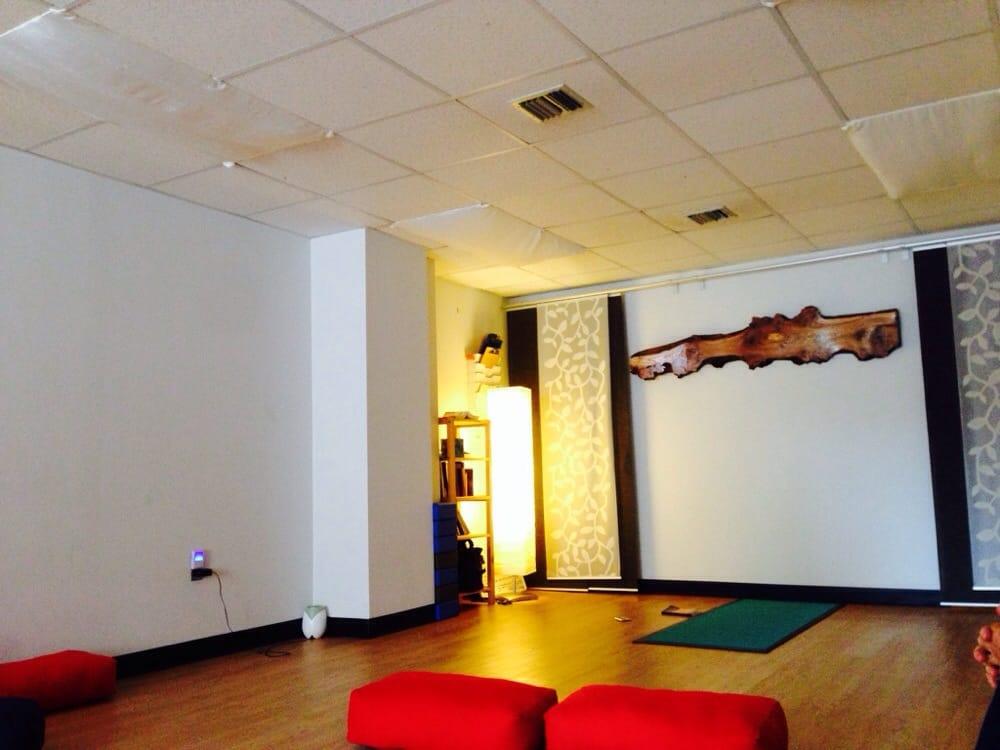 Social Spots from Hummingbird Yoga And Massage