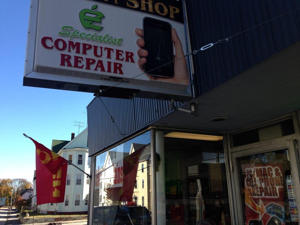 EZ Computer & Iphone Repair: 202 S Main St, Concord, NH