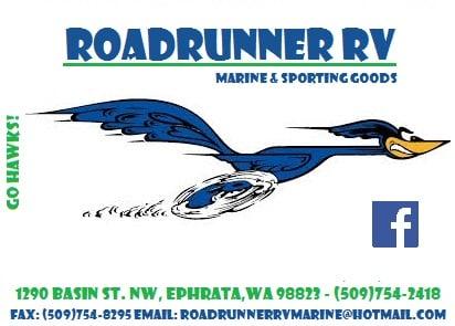 Roadrunner Rv Supplies & Repair: 1290 Basin St NW, Ephrata, WA