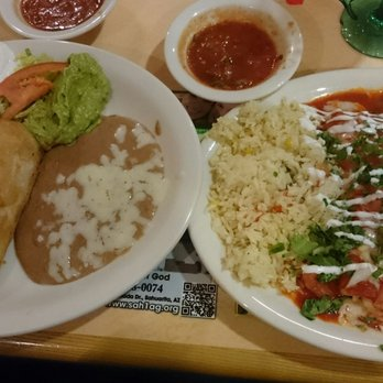 Manuel Mexican Food Green Valley Az