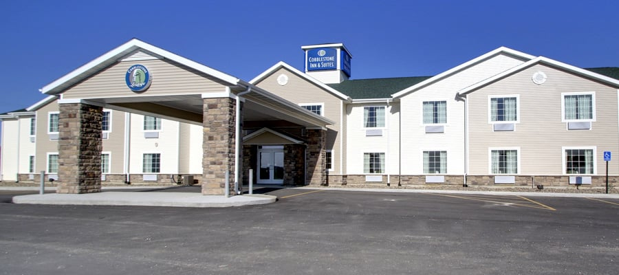 Cobblestone Inn & Suites - Avoca: 7013 N Chestnut St, Avoca, IA