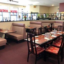 Photo Of Golden Palace Chinese Restaurant Olathe Ks United States Dining Area