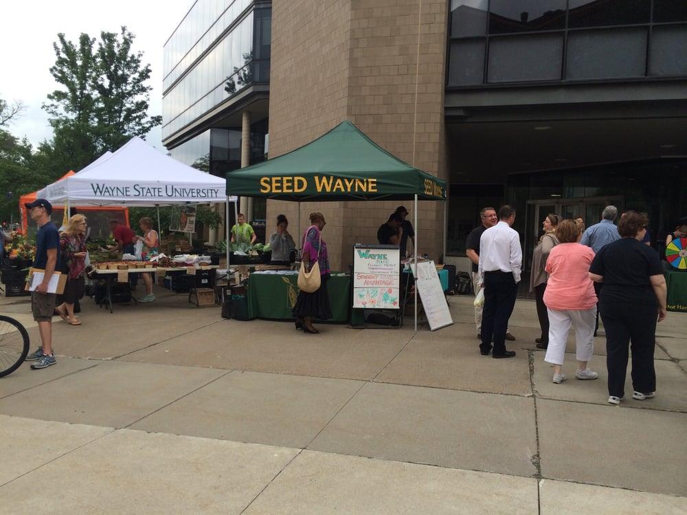 Wayne State Farmers Market