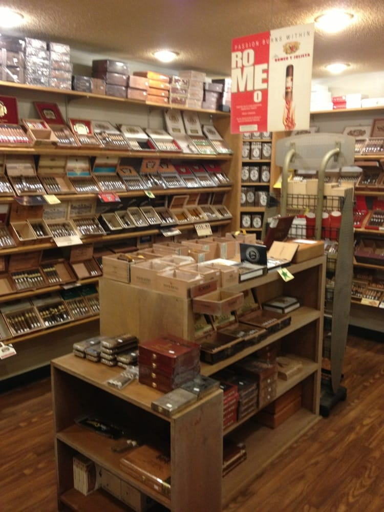 Sir Tom's Tobacco Emporium: 2811 Reidville Rd, Spartanburg, SC