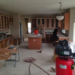 Photo Of Painting Kitchen Cabinets Denver   Denver, CO, United States.  Cabinet Painting
