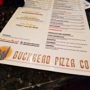Fork and screen buckhead menu