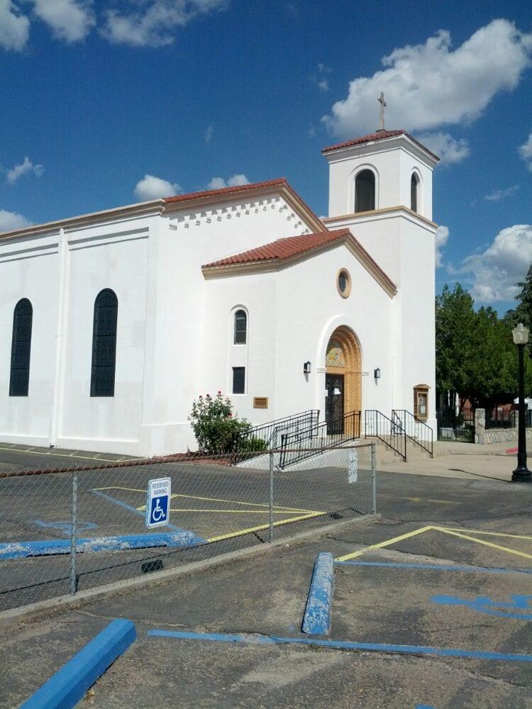 Infant Jesus Catholic Church: 204 Cortez Ave, Hurley, NM