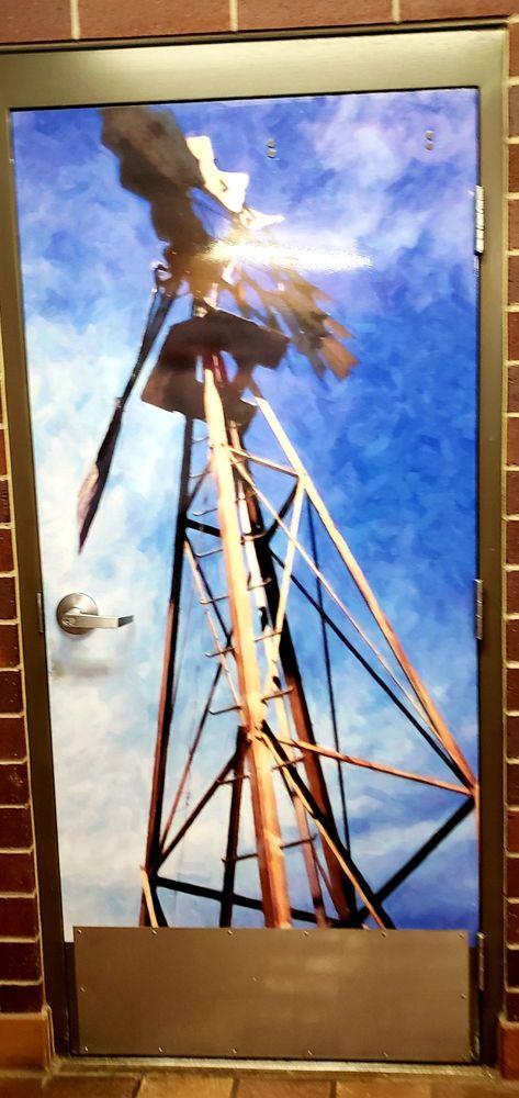 Pine Bluffs Visitor Center: 901 Parsons, Pine Bluffs, WY