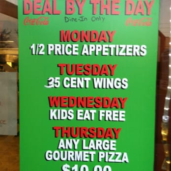 Pizza Station - CLOSED - 17 Reviews - Pizza - 1218 Winter Garden ...