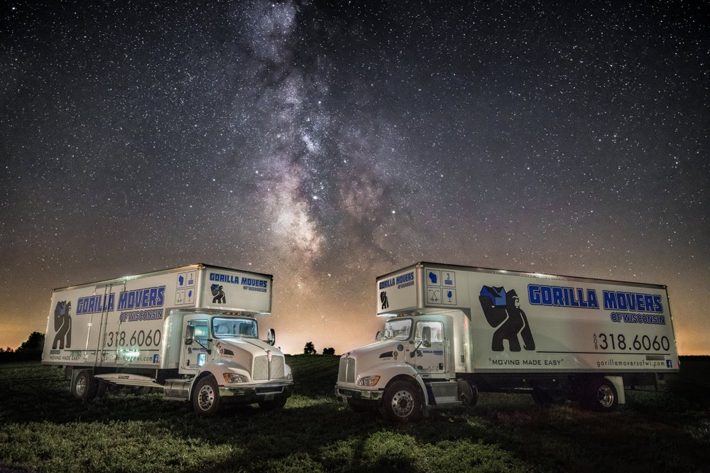 Gorilla Movers of Wisconsin: 686 Progress Way, Sun Prairie, WI