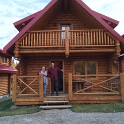 Photo Of Pocahontas Cabins   Jasper, AB, Canada. Our Cabin