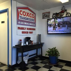 Unique Coxco Transmission San Antonio
