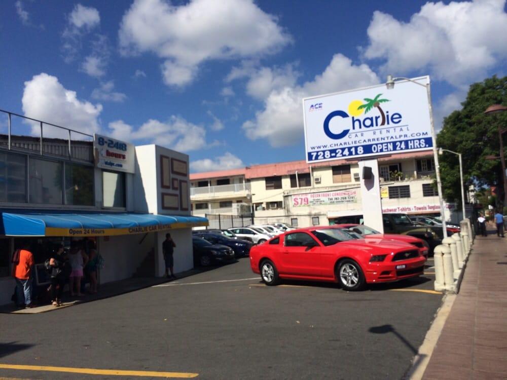 ace rent a car puerto rico  Charlie Car Rental - 24 Photos