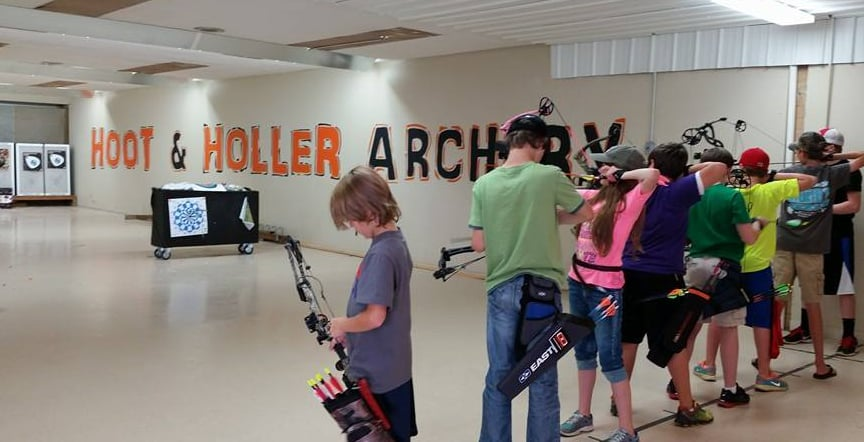 Hoot & Holler Archery: 601 Barksdale Blvd, Bossier City, LA