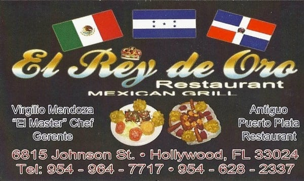 Hollywood Fl Mexican Food