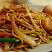 Seafood Delight Photo Of Golden Pot Frisco Tx United States Shrimp Lomein Lunch Special