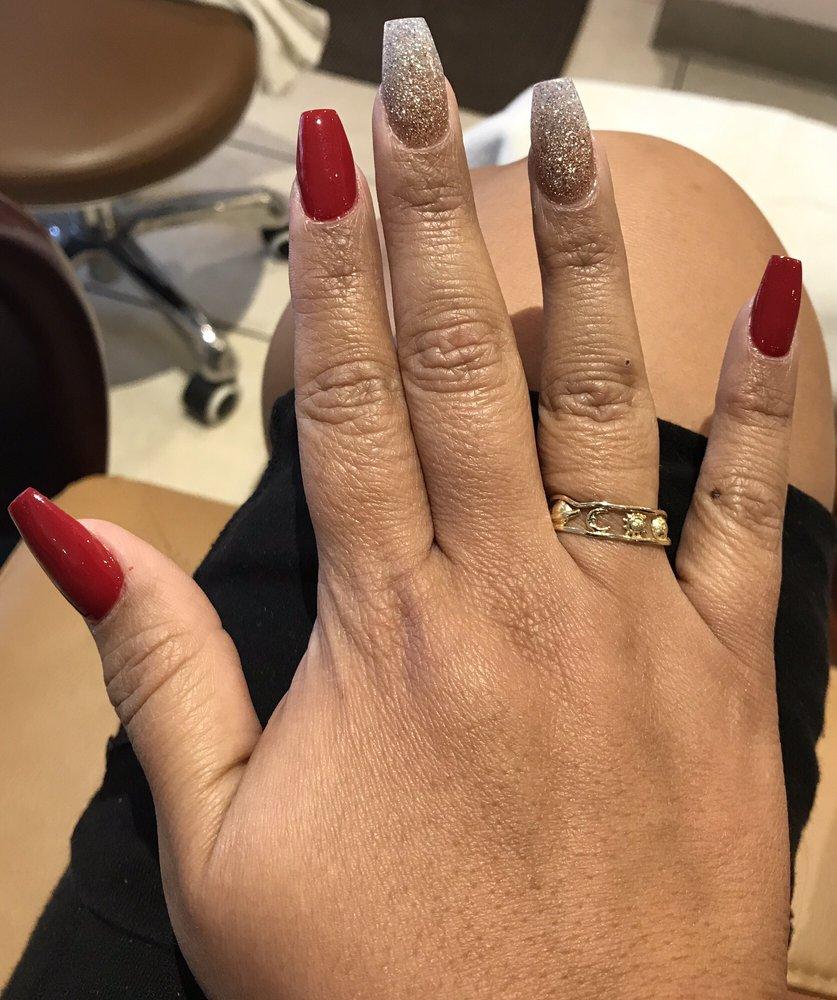 Apple Nail & Spa: 14756 Fm 1485 Rd, Conroe, TX