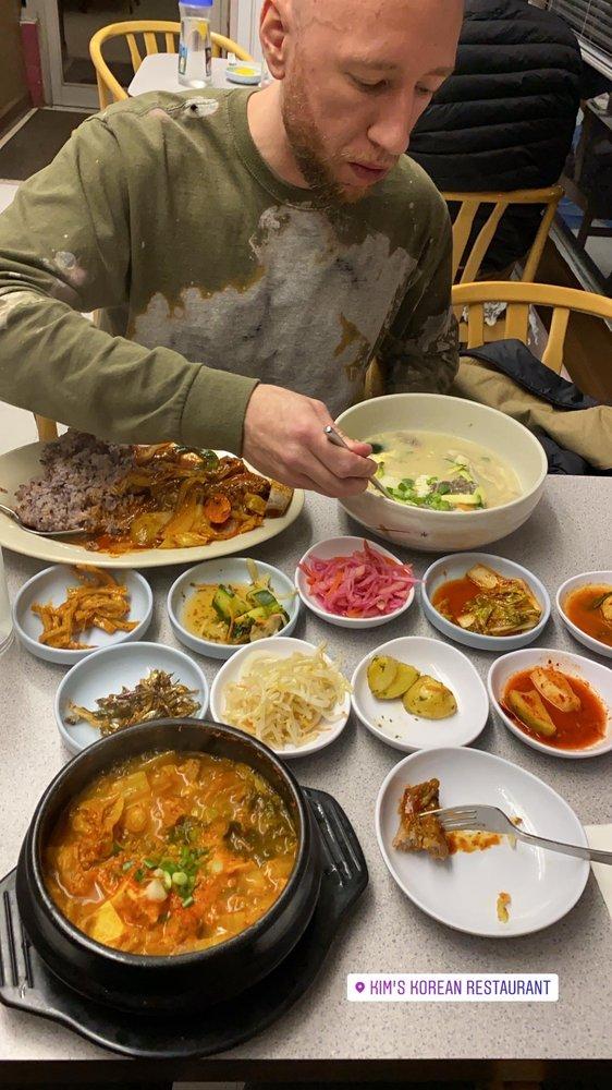 Kim's Korean Restaurant: 1314 N Division St, Spokane, WA