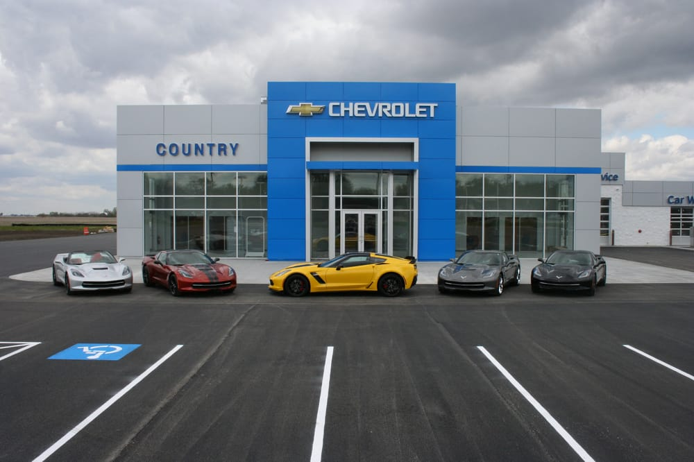 Country Chevrolet: 299 E State Rte 115, Herscher, IL