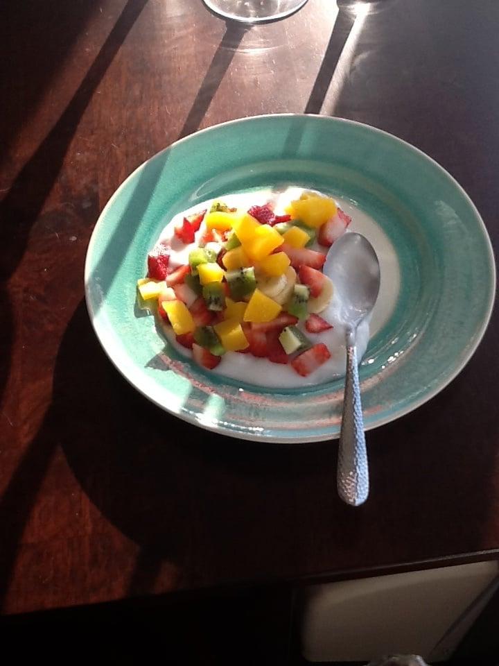 Fruit salad yelp for Roti food bar