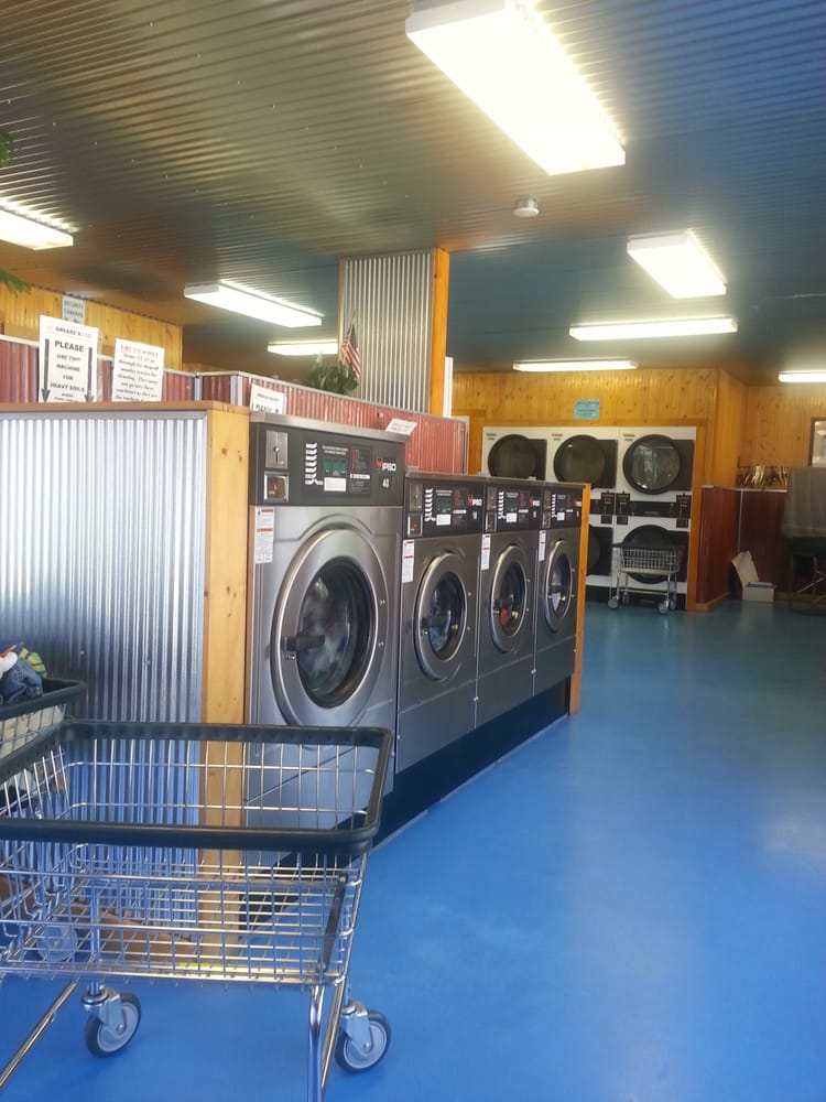 Lariat Laundry: 403 McLeod St, Big Timber, MT
