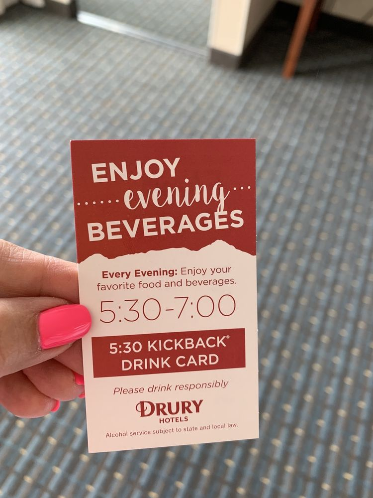 Drury Inn & Suites Colorado Springs Near the Air Force Academy: 1170 Interquest Pkwy, Colorado Springs, CO