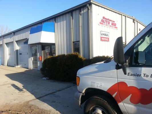 Manitowoc auto md closed garages 1545 s 41st st for Garage md auto