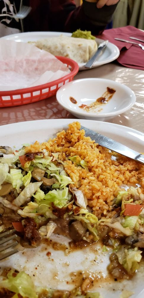 Oaxaca Grill: 508 Henderson St, Eureka, CA