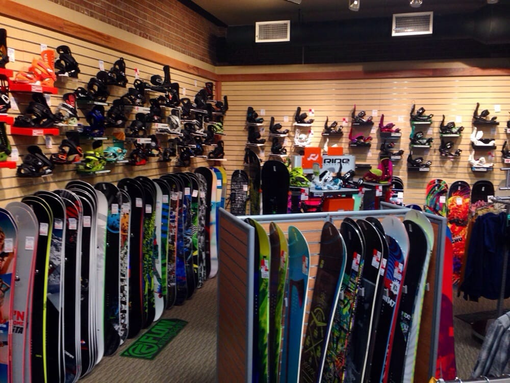 Christy Sports Ski & Snowboard: 3500 S College Ave, Fort Collins, CO