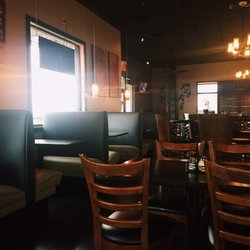 Photo Of Palio S Pizza Cafe Keller Tx United States Seating